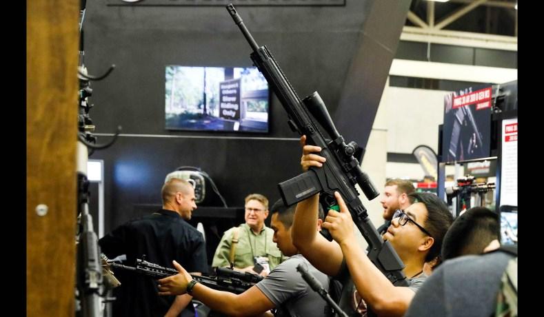 A Weak New Gun Study