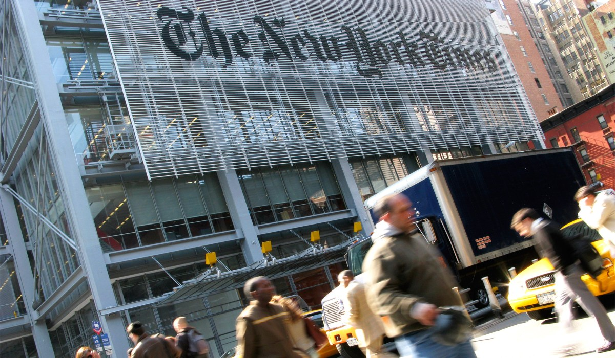 New York Times S Conflation Of Conservatives Amp White