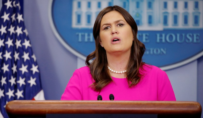 Sarah Sanders: White House Would Be Open to Ramirez Testifying Thursday