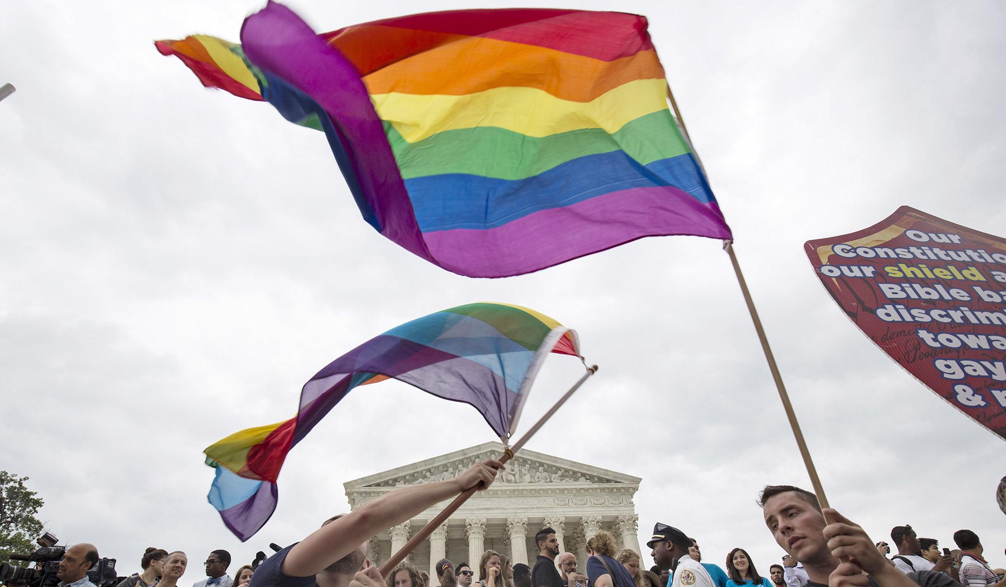 Homosexual rights debate winners