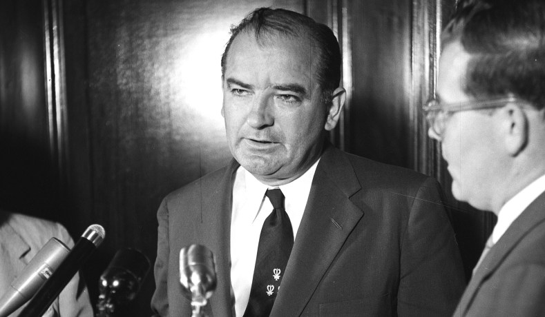 Deep State' Today: Like Communism in McCarthy Era, but Less