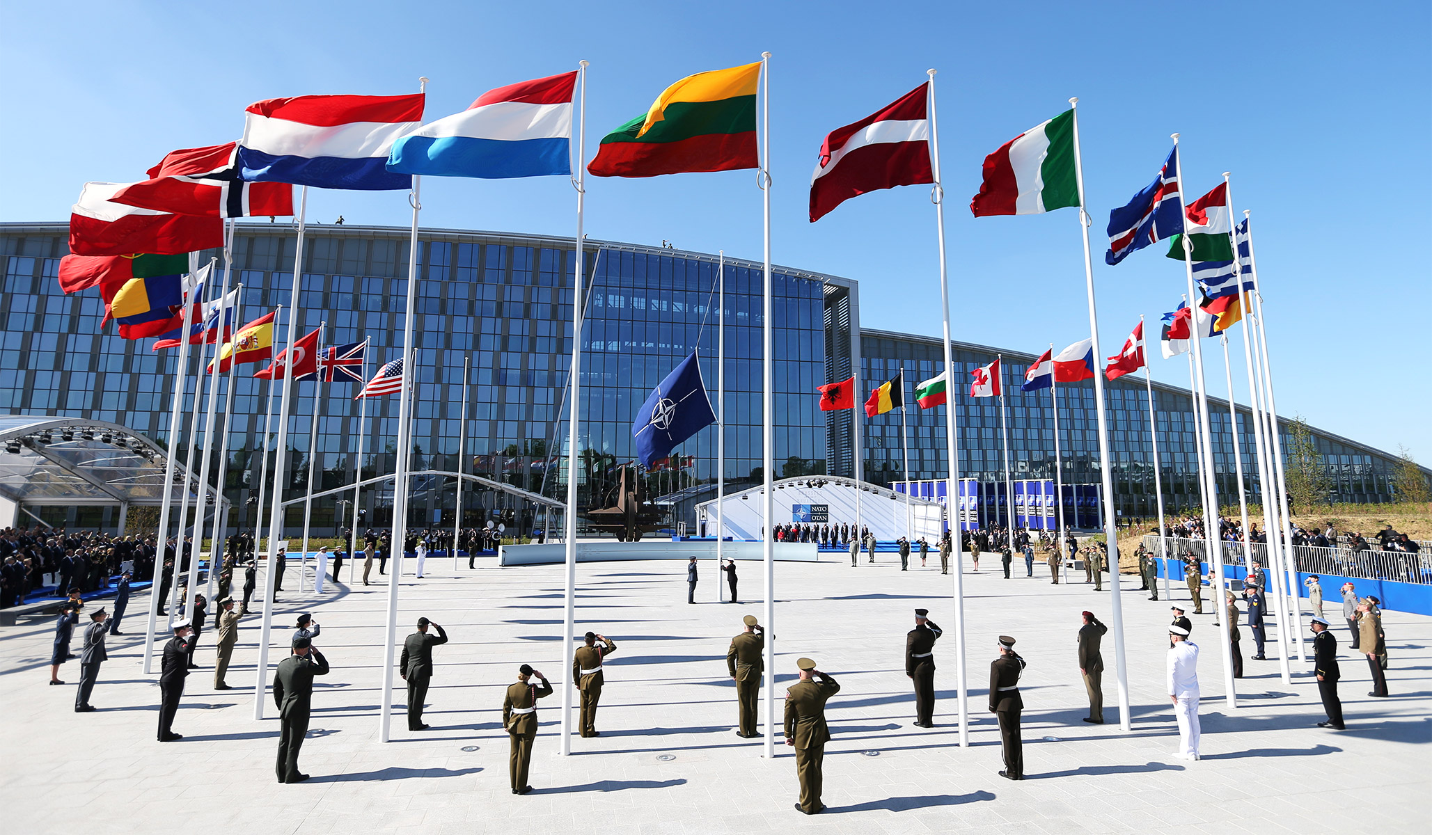 nationalreview.com - Jay Nordlinger - Tiny, Faraway Countries and Us: The Case for NATO and Collective Security