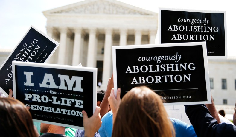 Abortion Restrictions Are Lowering Abortion Rates