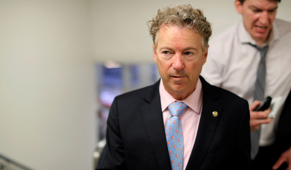 Rand Paul on Ugly Political Climate: 'I Really Worry That Someone Is Going to Be Killed' | National Review
