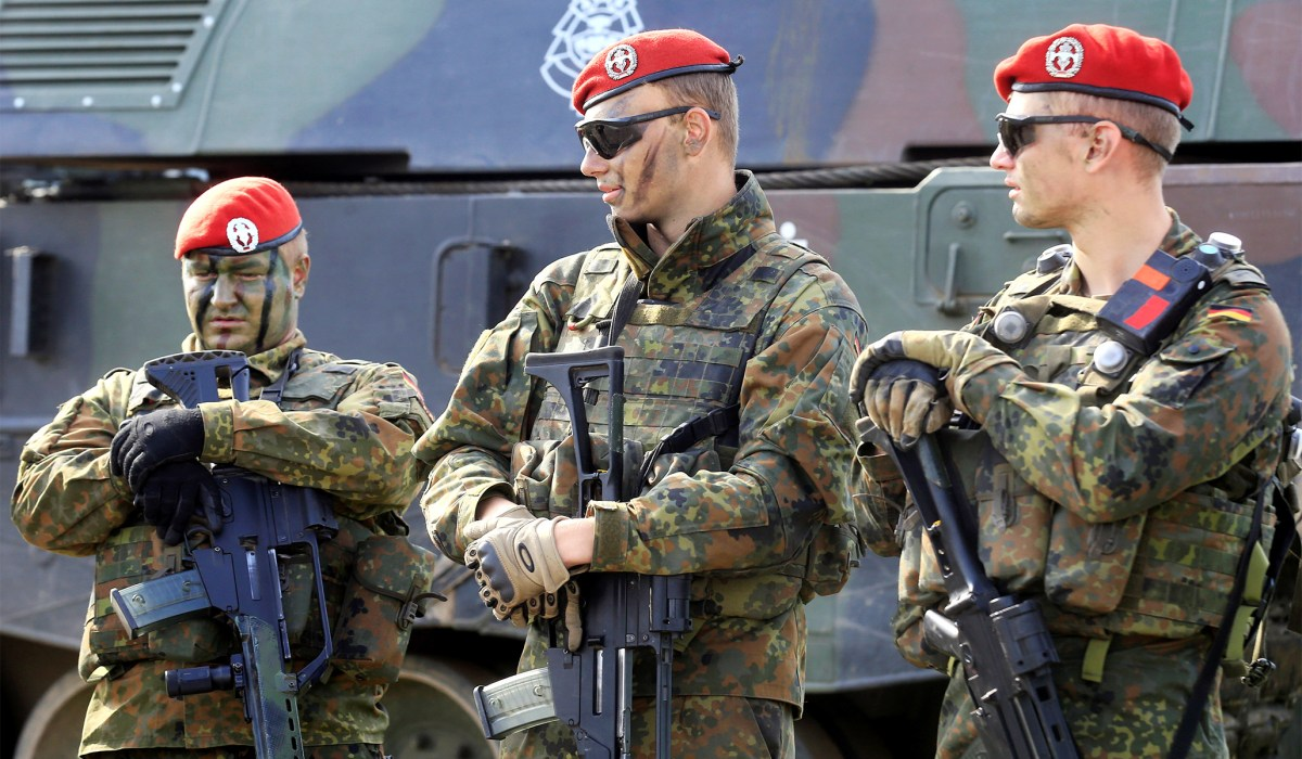 photo image If You Care About NATO You <i>Should</i> Care About German Military Readiness