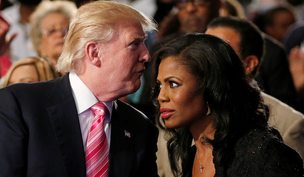 Trump Campaign Accuses Omarosa Of Breaching NDA