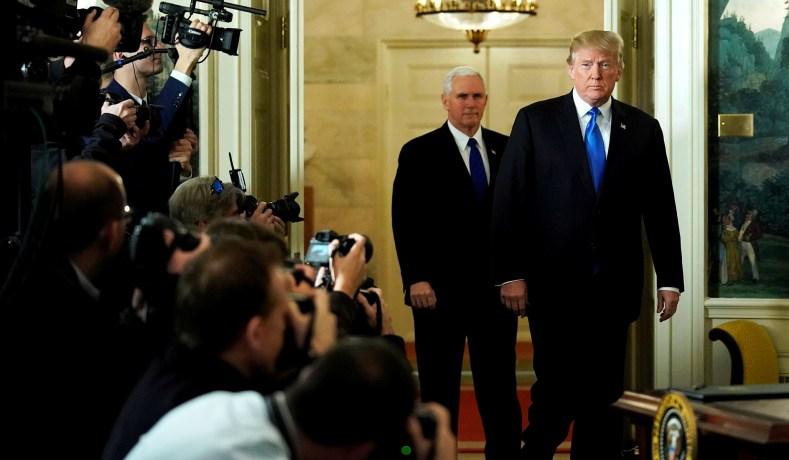 A Post-Trump World?