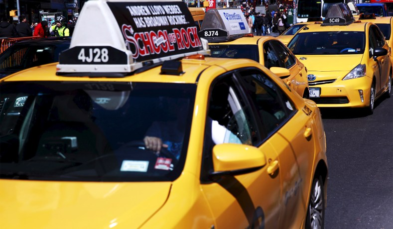 Capping NYC Uber & Lyft Drivers Protects Taxi Cartel, Won't