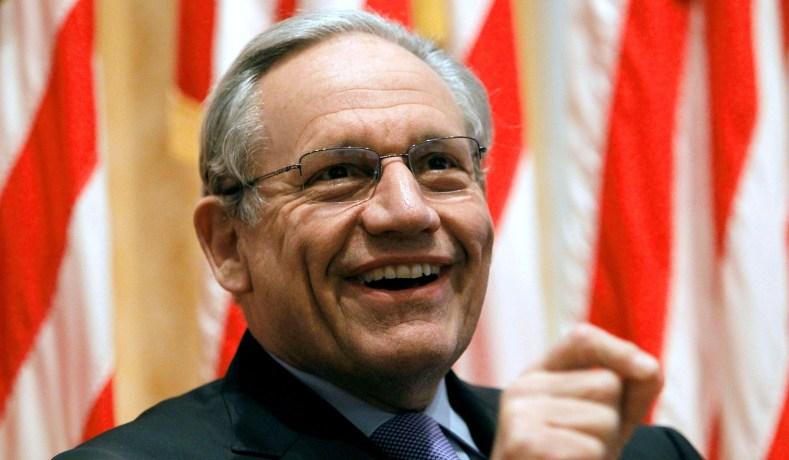 Bob Woodward: FBI, CIA Reliance on 'Garbage' Steele Dossier 'Needs