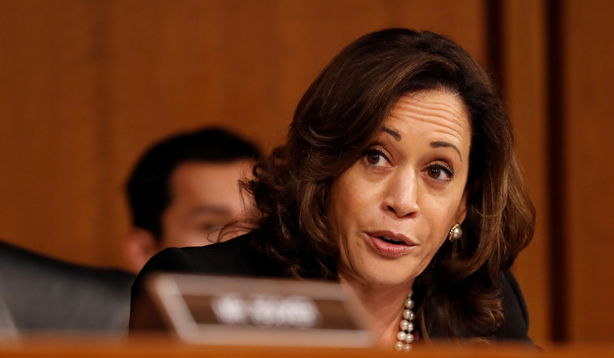 Kamala Harris's Outrageous Assault on the Knights of Columbus | National Review