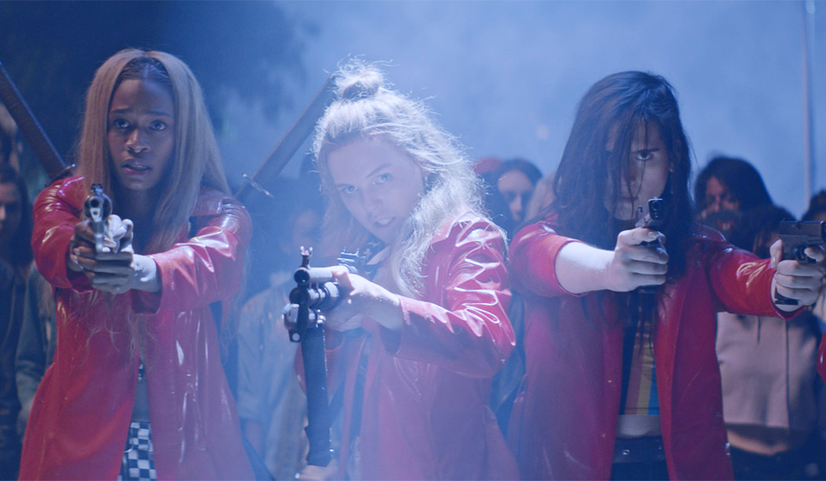 <i>Assassination Nation</i>: A Poor Parody of the Salem Witch Trials