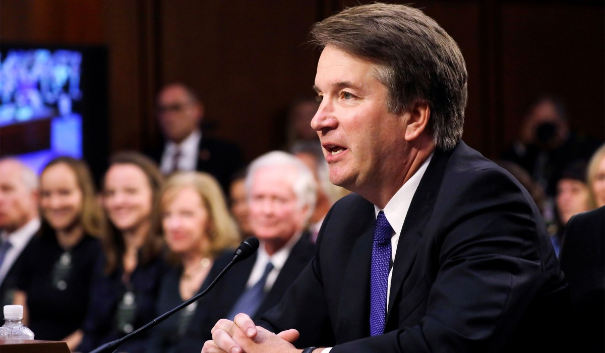 Kavanaugh Confirmation Vote Scheduled for Friday | National Review