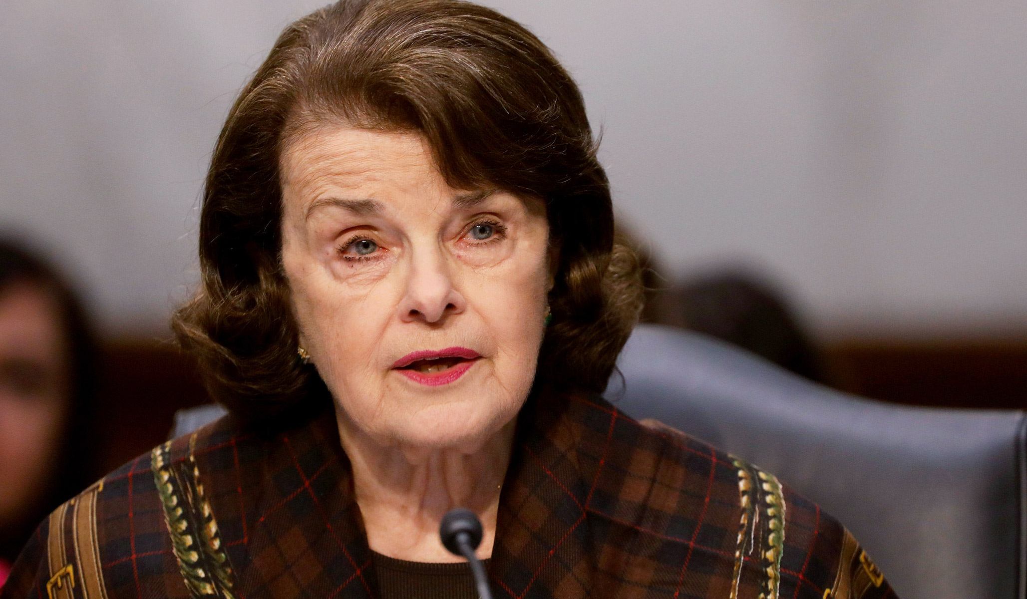 nationalreview.com - Jack Crowe - Dianne Feinstein on Brett Kavanaugh Accusation: 'I Can't Say Everything is Truthful'