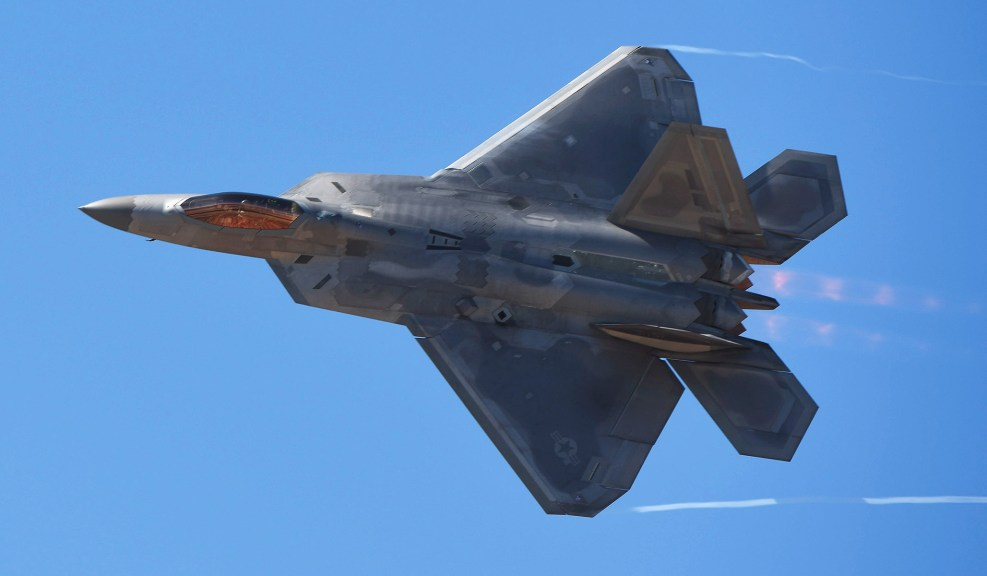 u s air force f 22 raptor national review