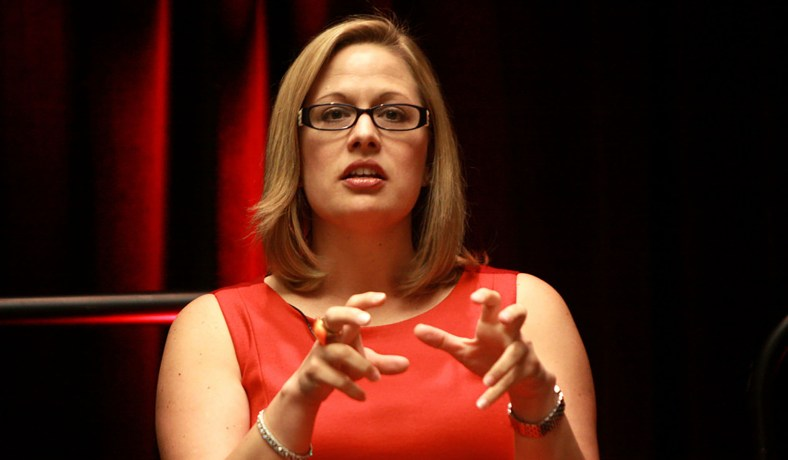 Dem. Senate Candidate Sinema in 2003: 'I Don't Care' if People Join Taliban