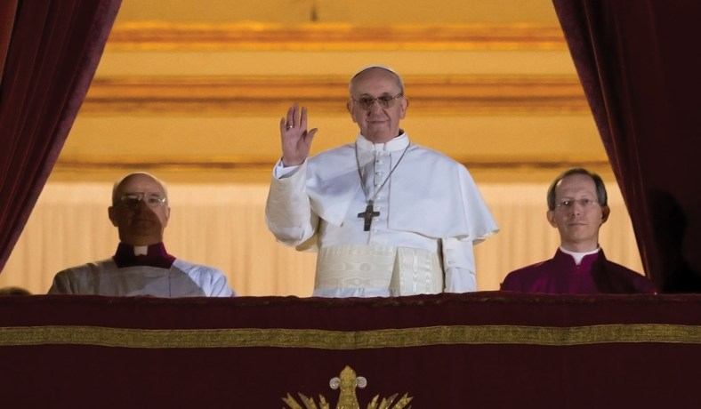 Pope Francis: Catholic Church Deserves More | National Review