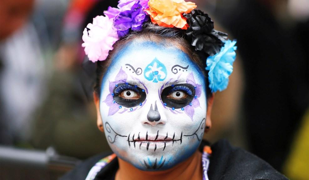 Faces Of The Catrinas Parade National Review