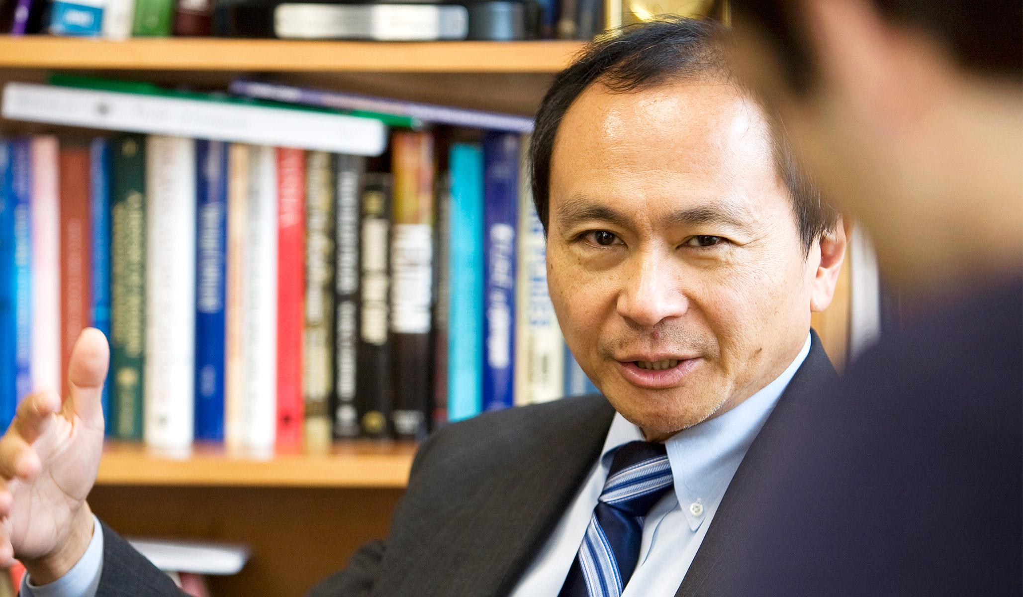 Francis Fukuyama: biography, photos and interesting facts 16