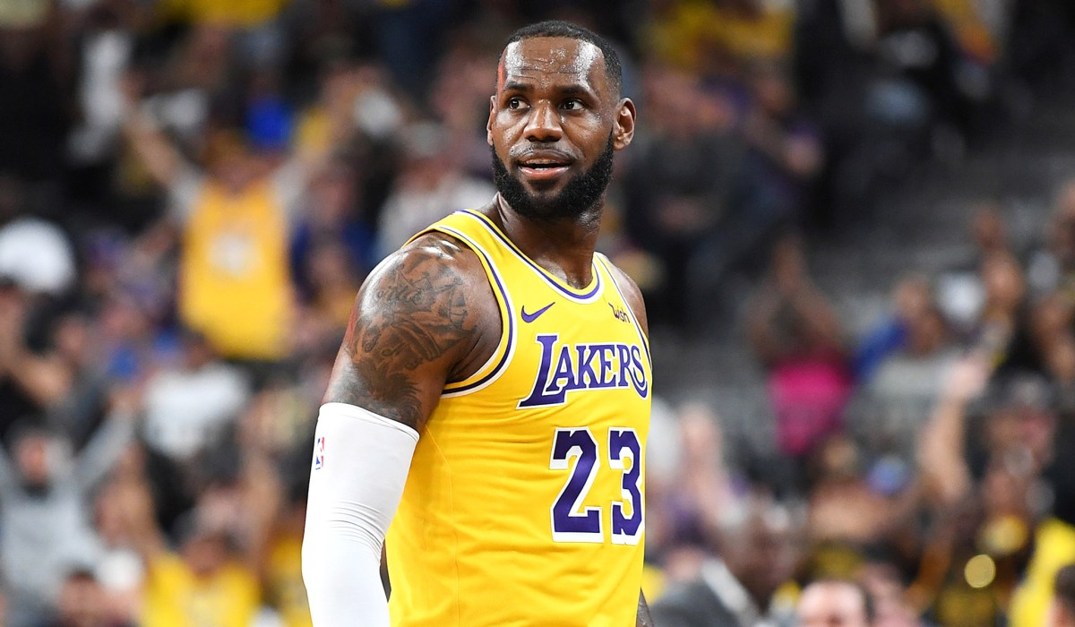 Lebron James 2018 Lakers: NBA: 2018–19 Season Preview For Conservatives (and Others