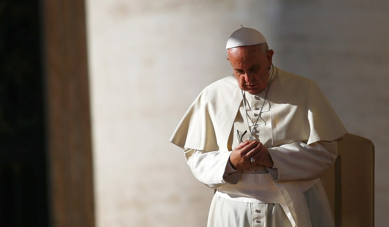 Pope Francis's Catholic Church Crisis -- National Review