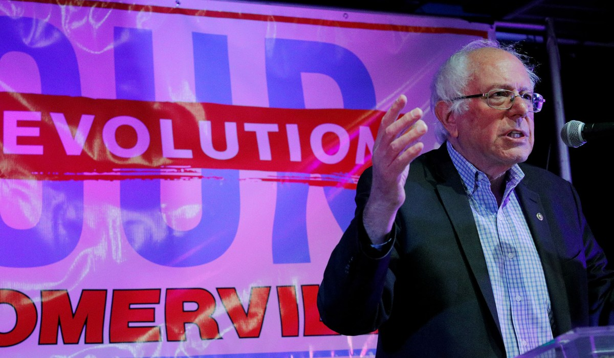Bernie Sanders Cites Racism to Explain Progressive Defeats | National Review
