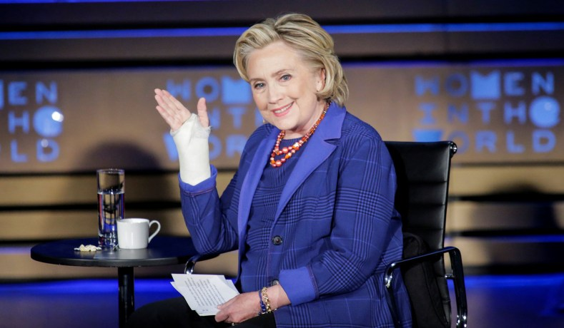 The Election's Lesson for Democrats: Don't Nominate Hillary Clinton