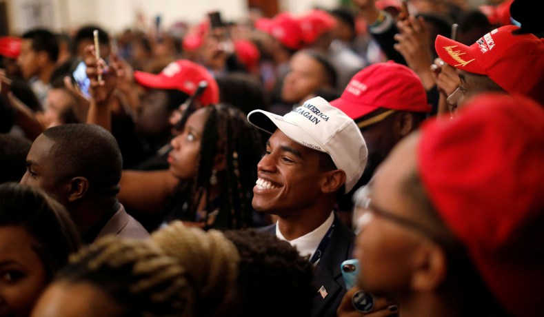 Republicans, Yet Again, Do Right by Black Americans