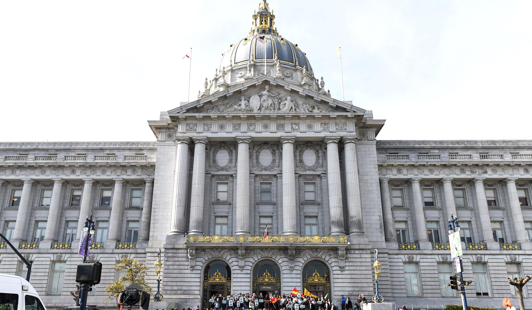 San Francisco Blacklists 22 States over Pro-Life Laws
