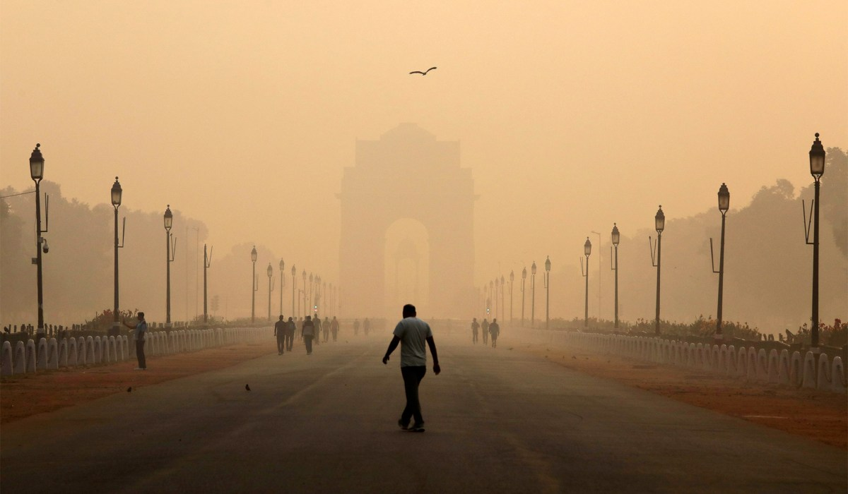 Outrage over the Obvious: Trump's Swipe at India's Air Quality | National Review