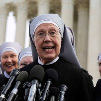 Becerra Claims He 'Never Sued Any Nuns' in Confirmation Hearing