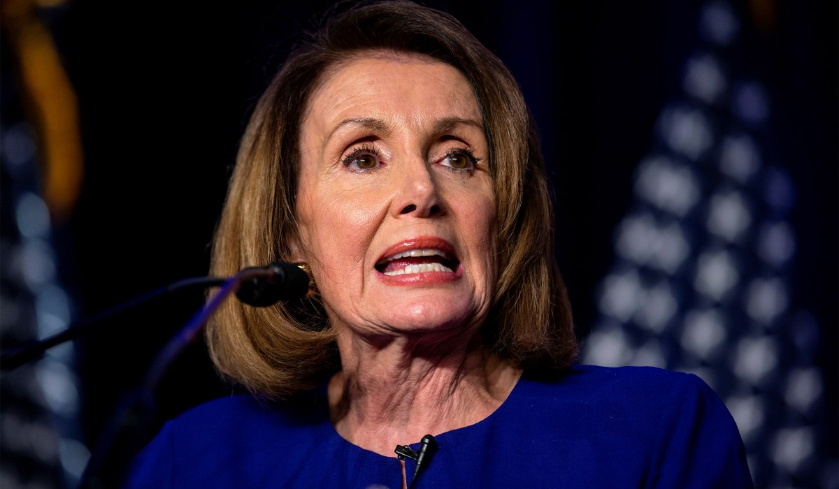 Nancy Pelosi Could Face Democratic Challenge for Speaker ...