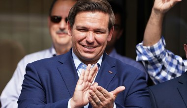 DeSantis: 'We're Funding The Police And Then Some'
