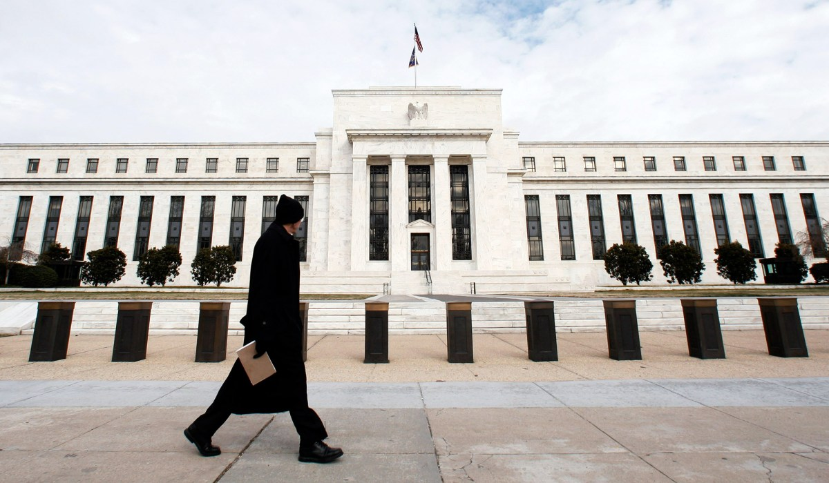 The Federal Reserve Doesn't Set Interest Rates | National Review