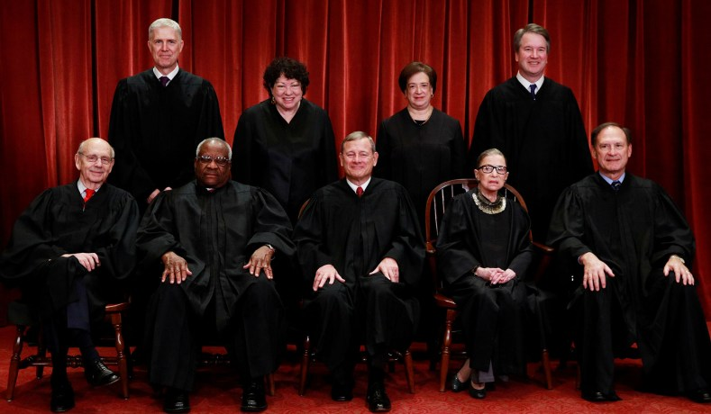 Good News: A Unanimous Supreme Court Strikes a Blow for Civil Liberties