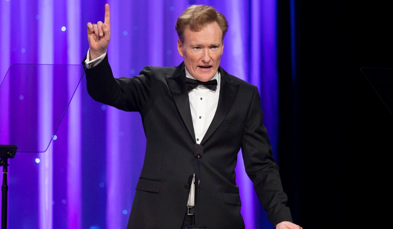 Conan Obriens New York Times Interview Conan Obrien Reminds Us
