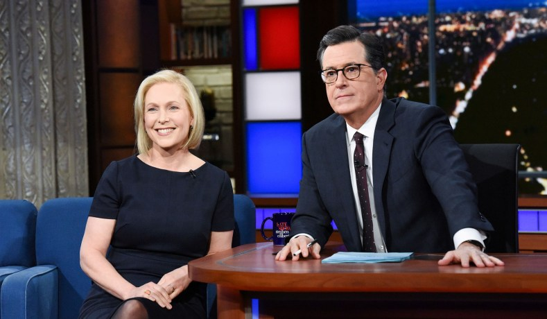 The Opportunism of Kirsten Gillibrand