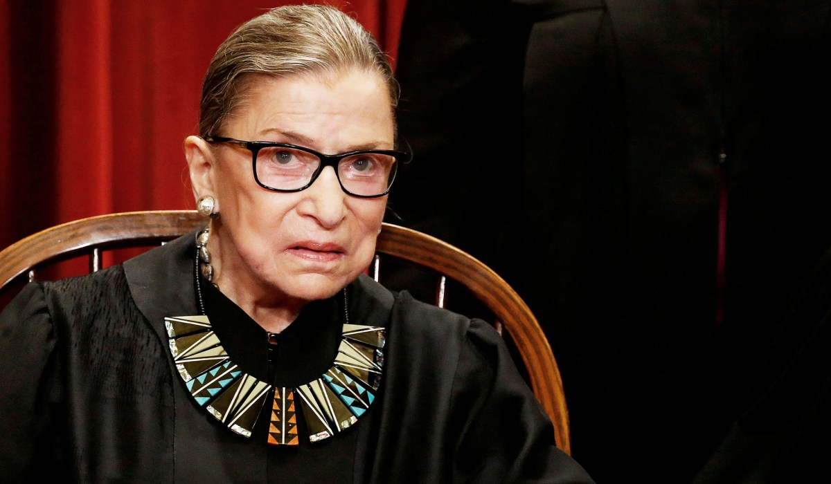 Ruth Bader Ginsburg Didn't Understand Her Job | National Review