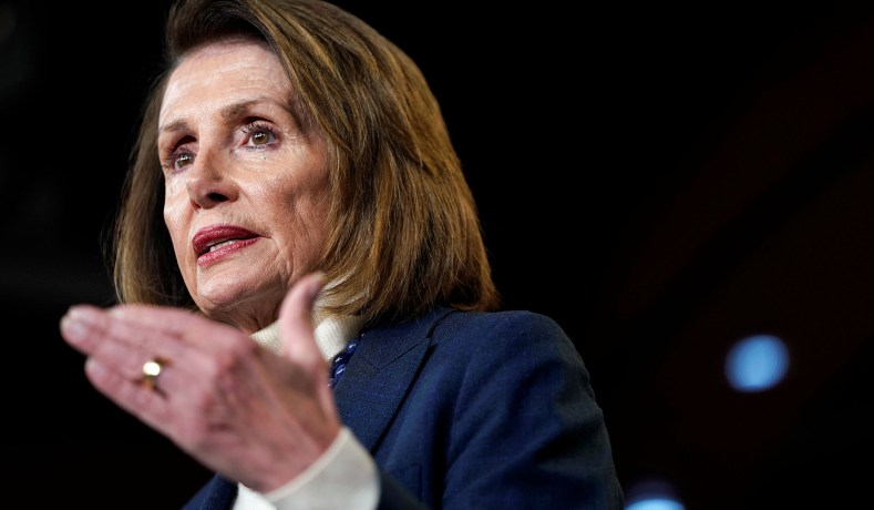If the House Wants to Impeach Trump, They Have to Face Nancy Pelosi First