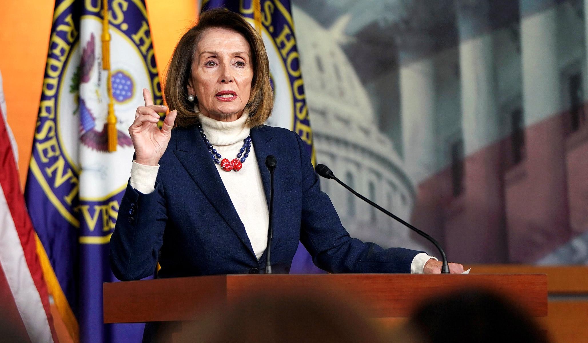 nationalreview.com - John Fund - Democrats Reject Trump Border Compromise, See Trump as Devil