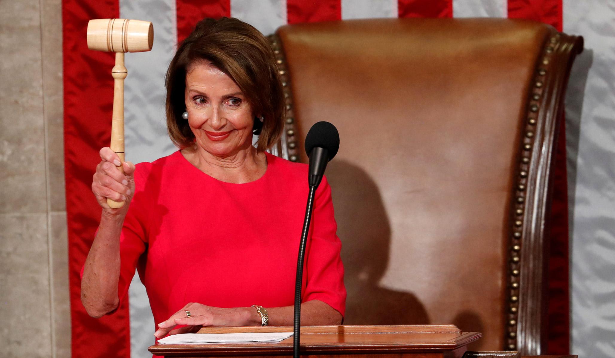 Pelosi Must Open the Hearings
