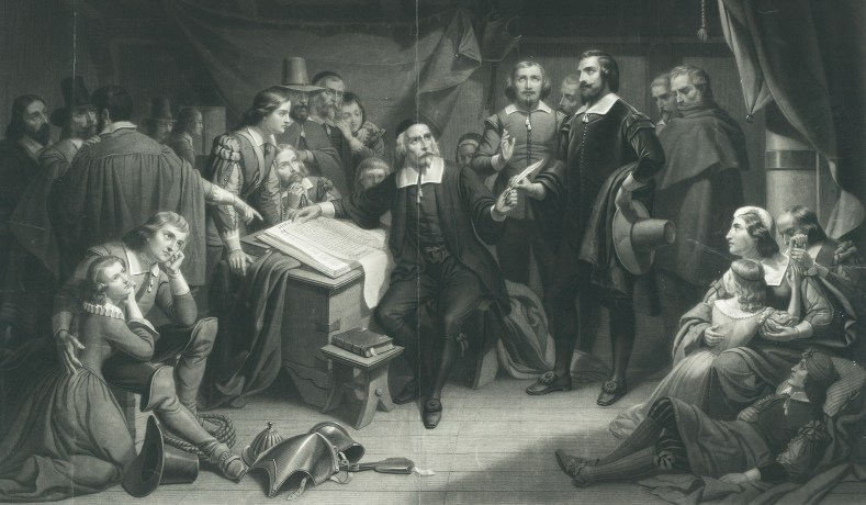 Mayflower Compact Is the Foundation for America's Commitment to Self-Government