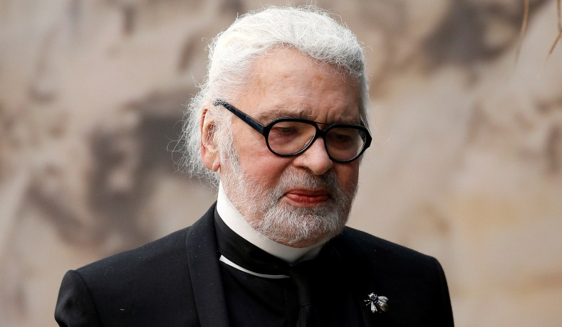 Karl Lagerfeld Fashion Designer Passes At 85 National Review