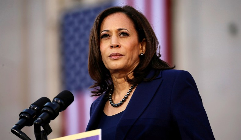 Harris Announces Plan to Fine Companies Over Gender Wage Gap