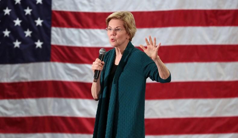 Warren Calls for U.S. to Scrap Electoral College