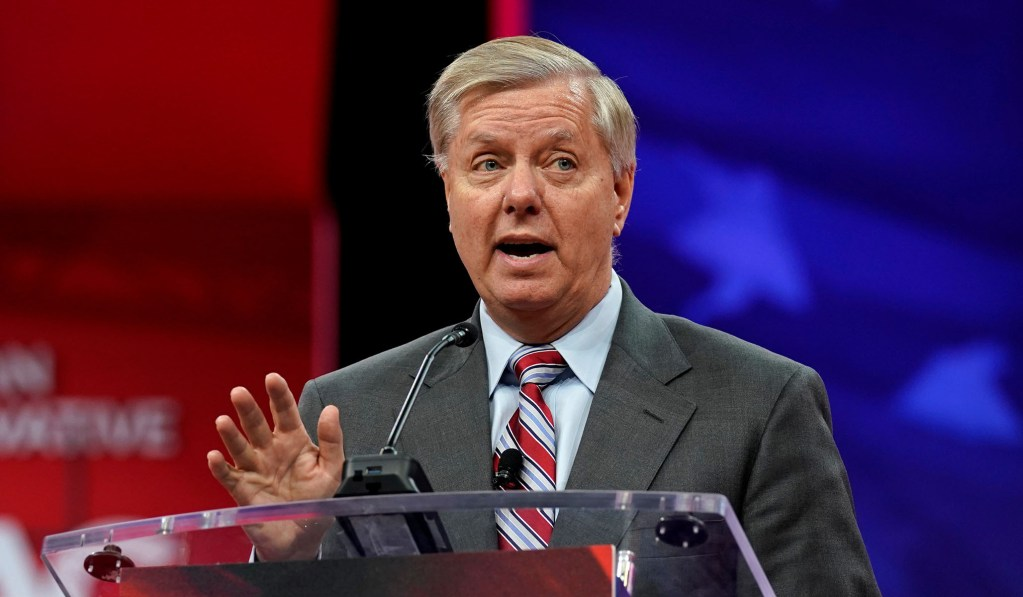 Lindsey Graham: 'This Is the Time' to Push for Infrastructure Bill