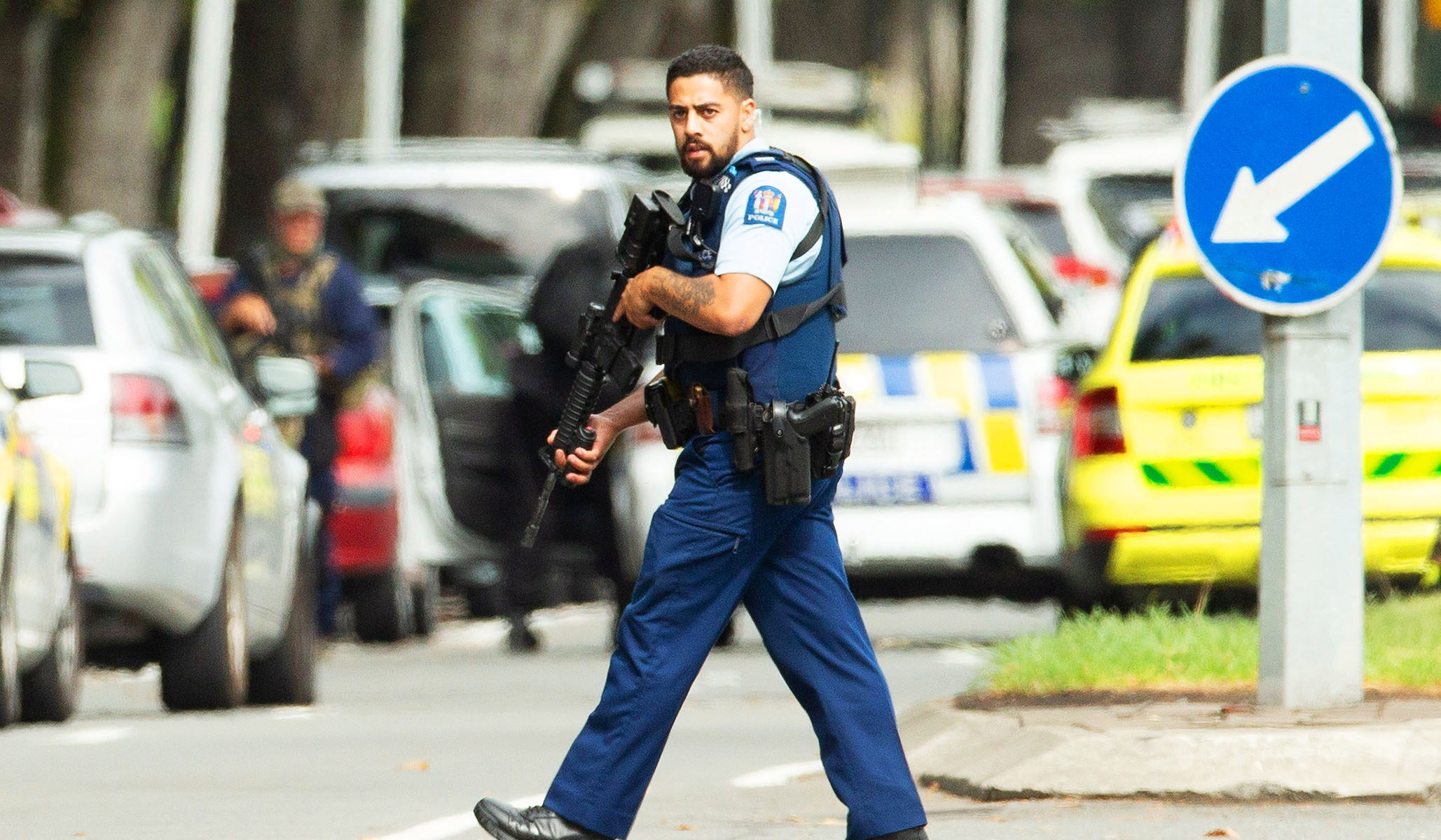 New Zealand Moves to Create Gun Registry in Response to Mosque Shootings