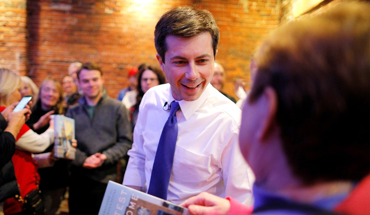 Twenty Things You Probably Didn't Know About Pete Buttigieg | National Review