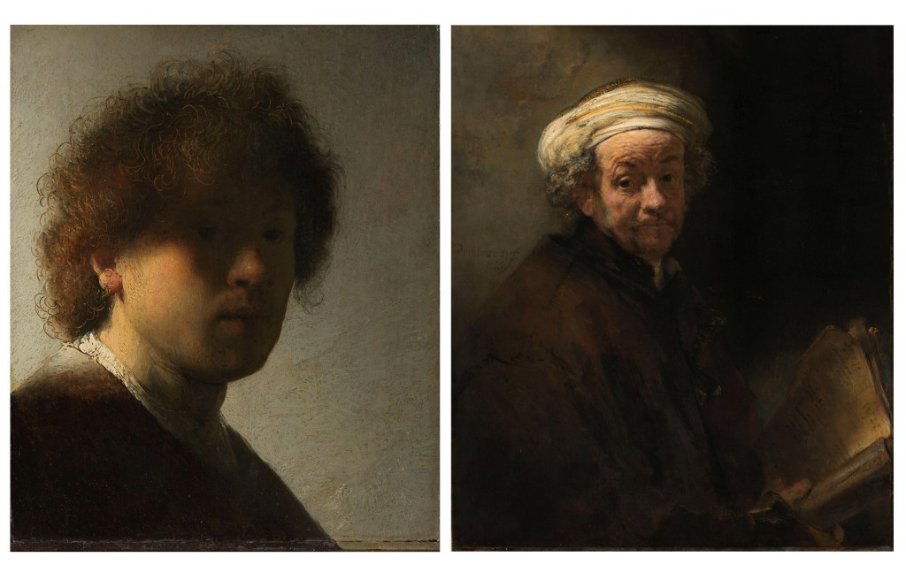 all the rembrandts retrospective highlights soul-nourishing genius