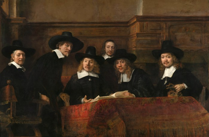 The Free-Thinking, Soul-Nourishing Rembrandt