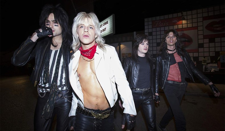 Netflix's Mötley Crüe Movie 'The Dirt': Fan Service of the First